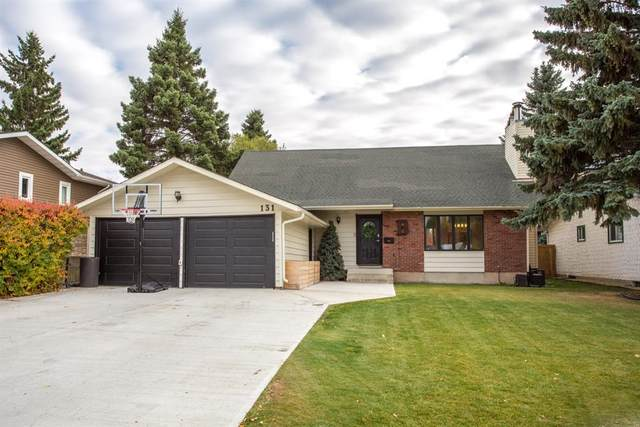 131 Anders Close, Red Deer, AB T4R 1C2 (#A1040833) :: Canmore & Banff