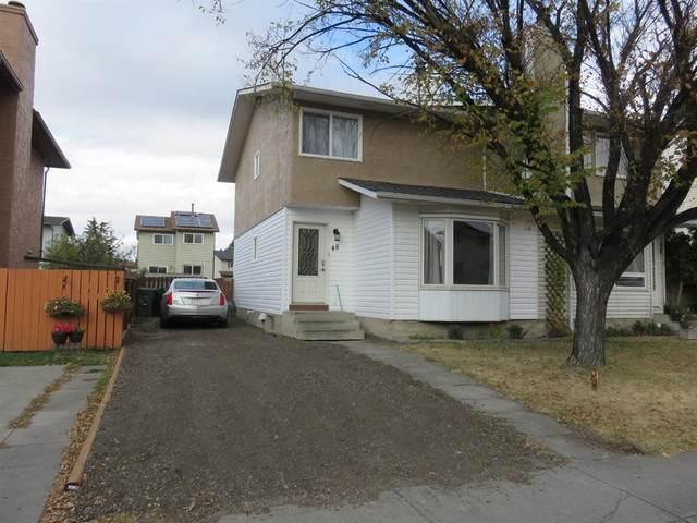48 Castleglen Road NE, Calgary, AB T3J 1S6 (#A1040888) :: Calgary Homefinders