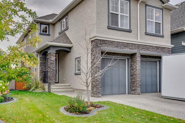 39 Mahogany Way SE, Calgary, AB T3M 1N4 (#A1040896) :: Canmore & Banff