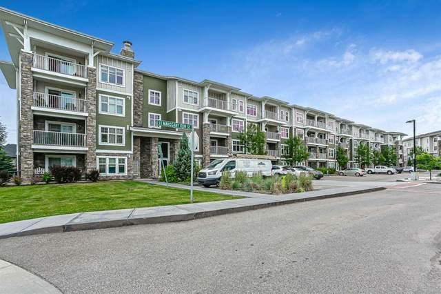 11 Mahogany Row SE #1302, Calgary, AB T3M 2L6 (#A1040943) :: Canmore & Banff