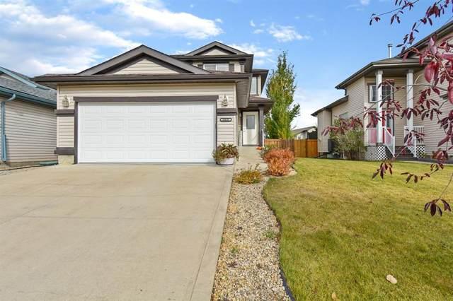 10237 Landing Drive, Grande Prairie, AB T8X 0B5 (#A1040961) :: Canmore & Banff