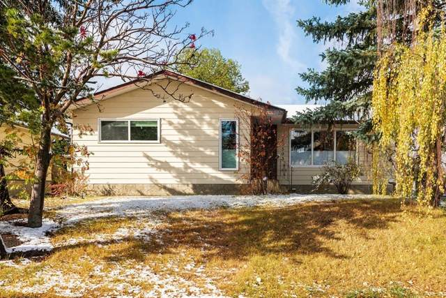10503 Oakfield Drive SW, Calgary, AB T2W 2G5 (#A1040973) :: Canmore & Banff