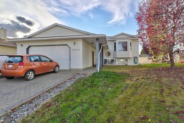 10622 91 A Street, Grande Prairie, AB T8X 1H7 (#A1041005) :: Canmore & Banff