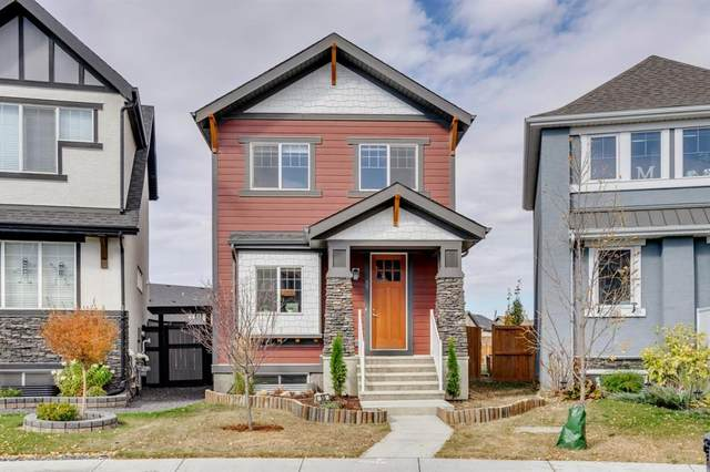 55 Masters Heights SE, Calgary, AB T3M 2M7 (#A1041006) :: Canmore & Banff