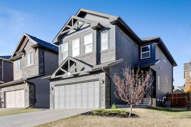 324 Nolan Hill Boulevard NW, Calgary, AB T3R 0P6 (#A1041007) :: Canmore & Banff