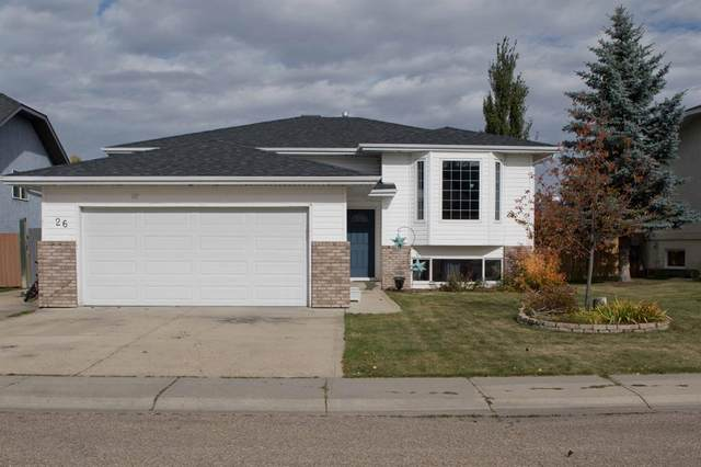 26 Willow Springs Crescent, Sylvan Lake, AB T4S 1J1 (#A1041014) :: Calgary Homefinders