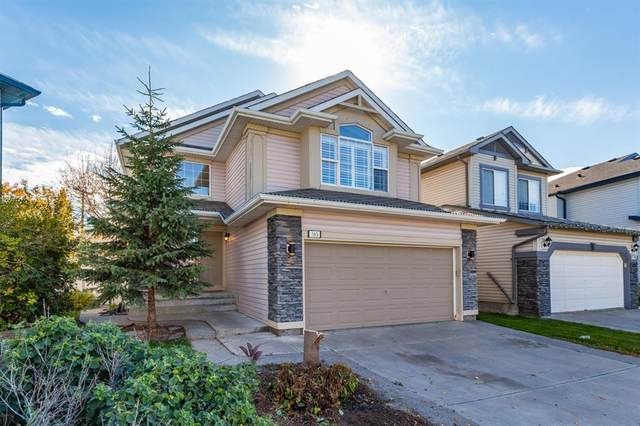 165 Chaparral Common SE, Calgary, AB T2X 3N7 (#A1041041) :: Canmore & Banff