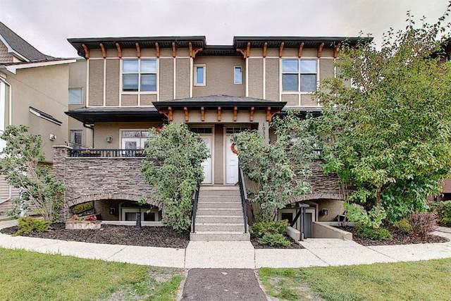 1936 24A Street SW #1, Calgary, AB T3E 1V3 (#A1041078) :: Canmore & Banff