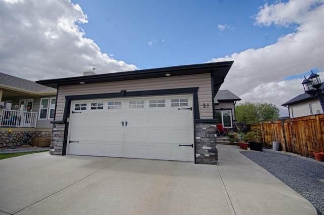 32 Rivermill Landing W, Lethbridge, AB T1K 8B2 (#A1041086) :: Calgary Homefinders
