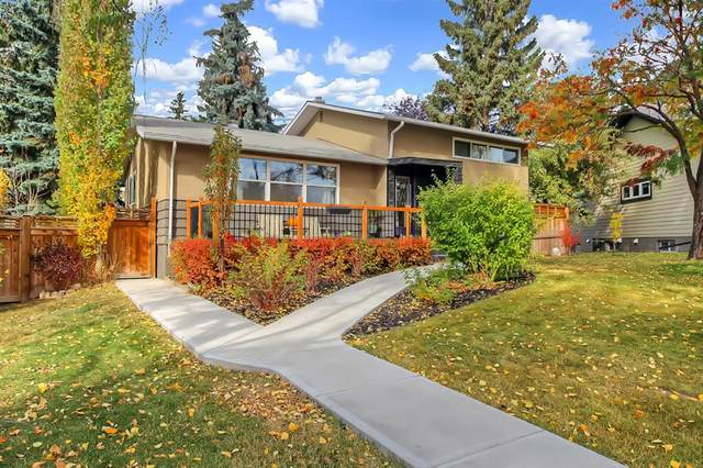 30 Glenway Drive SW, Calgary, AB T3E 4T8 (#A1041098) :: Canmore & Banff