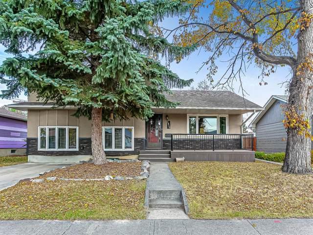 1416 89 Avenue SW, Calgary, AB T2V 0W8 (#A1041101) :: Canmore & Banff