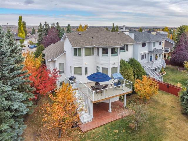 224 Valley Ridge Court NW, Calgary, AB T3B 5L7 (#A1041159) :: Canmore & Banff