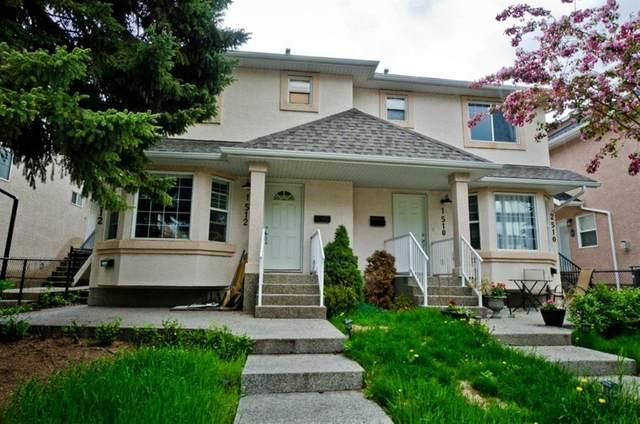 512 56 Avenue SW #1, Calgary, AB T2V 0G7 (#A1041161) :: Canmore & Banff
