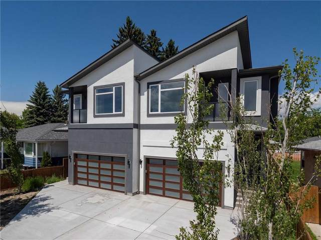 122 42 Avenue NW, Calgary, AB  (#A1041164) :: Canmore & Banff