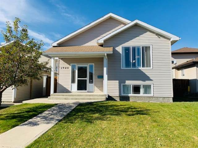 1940 Parkside Close, Coaldale, AB T1M 1R6 (#A1041165) :: Canmore & Banff
