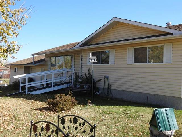 5115 48 Street, Hardisty, AB T0B 1V0 (#A1041179) :: Canmore & Banff
