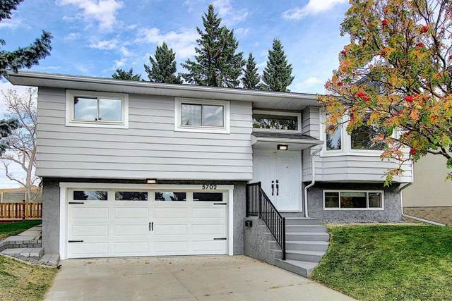 5702 Brenner Crescent NW, Calgary, AB T2L 1Z4 (#A1041183) :: Canmore & Banff