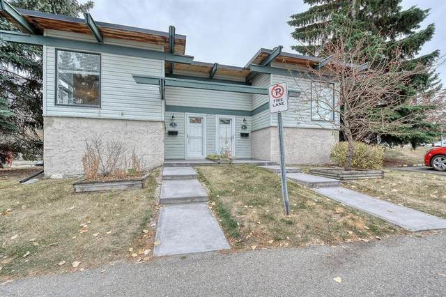 333 Braxton Place SW #1, Calgary, AB T2W 2E7 (#A1041206) :: Canmore & Banff