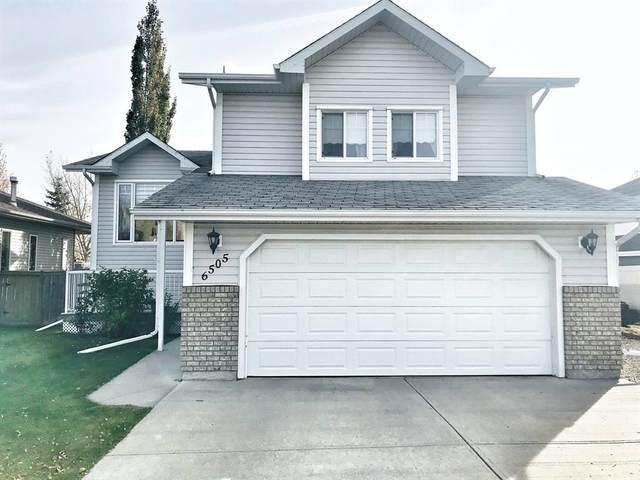 6505 30 Avenue, Camrose, AB T4V 4V7 (#A1041217) :: Canmore & Banff