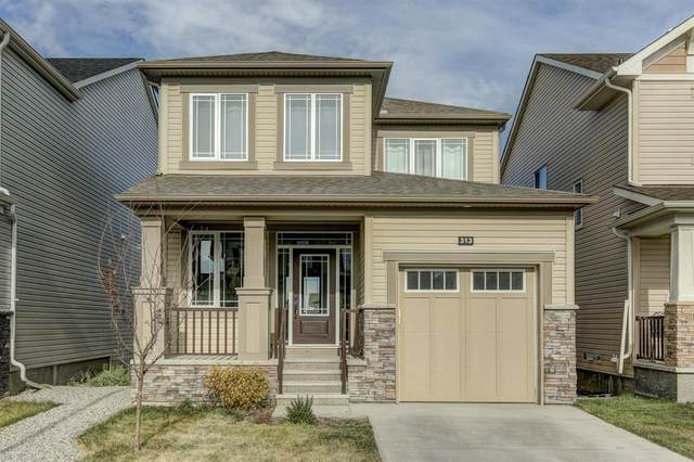 313 Windrow Crescent SW, Airdrie, AB T4B 4K2 (#A1041228) :: Canmore & Banff
