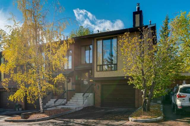 7900 Silver Springs Road NW #17, Calgary, AB T3B 4J5 (#A1041229) :: Redline Real Estate Group Inc