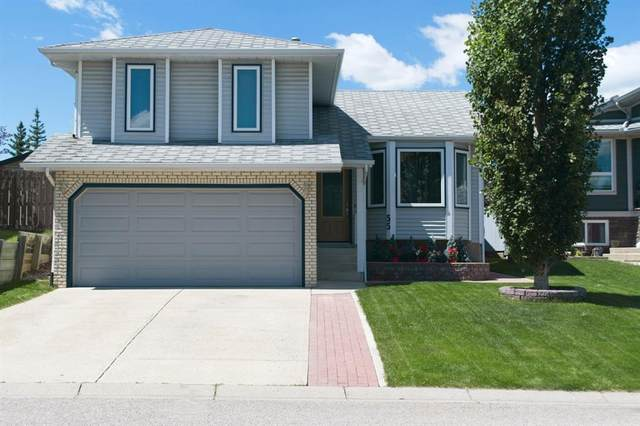 55 Macewan Meadow Way NW, Calgary, AB T3K 3J3 (#A1041231) :: Redline Real Estate Group Inc