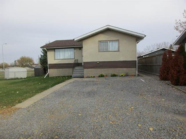 4003 59A Street Close, Stettler Town, AB T0C 2L0 (#A1041240) :: The Cliff Stevenson Group