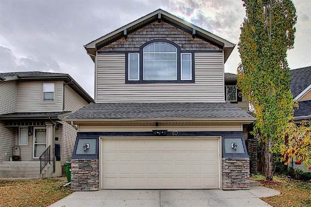 60 Chapala Square SE, Calgary, AB T2X 3T7 (#A1041248) :: Canmore & Banff