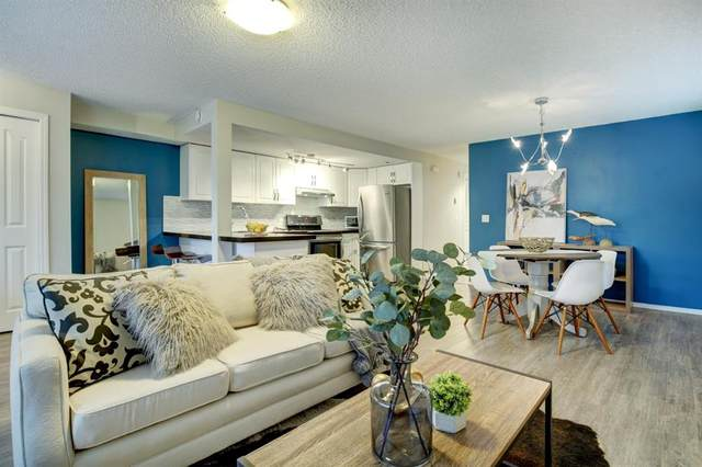 1515 28 Avenue SW #2, Calgary, AB T2T 1J3 (#A1041285) :: Canmore & Banff
