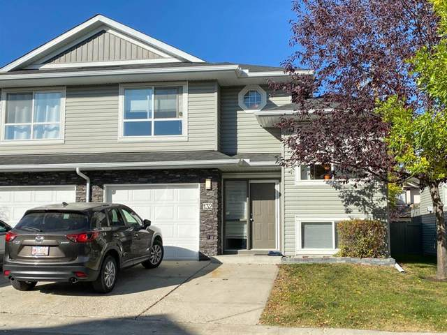 55 Fairways Drive NW #132, Airdrie, AB T4B 2T5 (#A1041303) :: Canmore & Banff