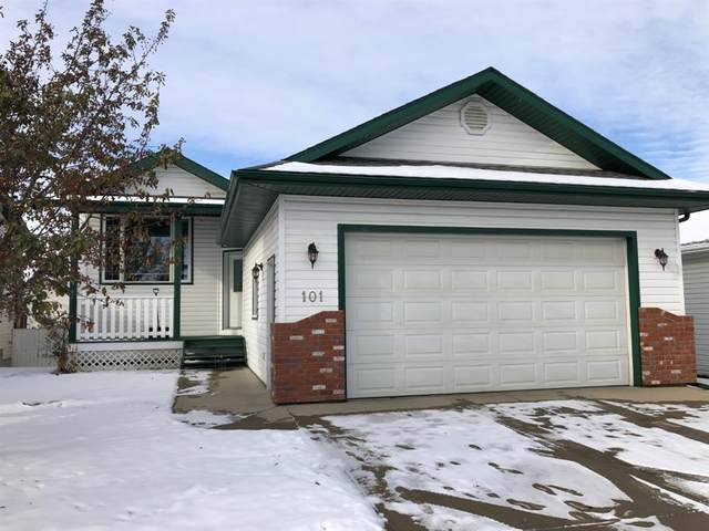 101 Duval Crescent, Red Deer, AB T4R 2Z2 (#A1041312) :: Canmore & Banff