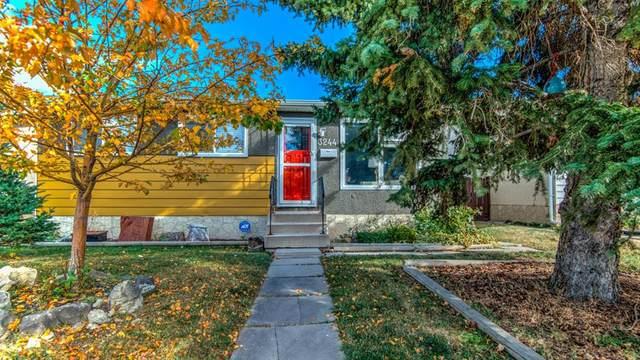 3244 39 Street SE, Calgary, AB  (#A1041321) :: Canmore & Banff