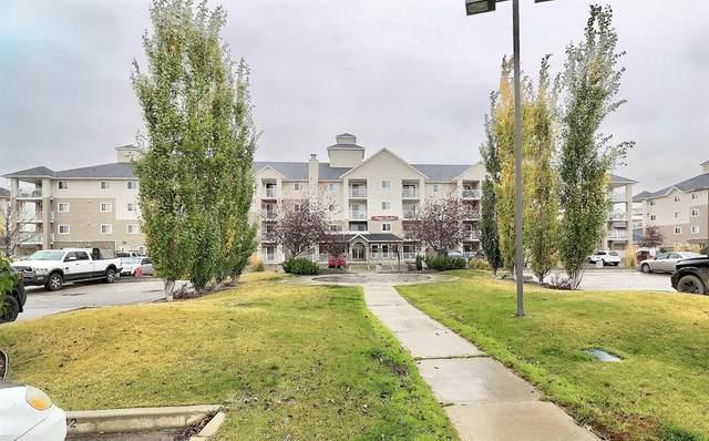 11230 104 Avenue #205, Grande Prairie, AB T8V 0P3 (#A1041334) :: Team Shillington | Re/Max Grande Prairie