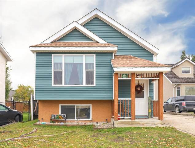 111 Sitar Crescent, Hinton, AB T7V 1S6 (#A1041359) :: Canmore & Banff