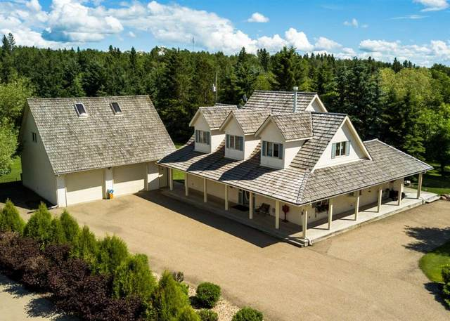 26540 Highway 11, Rural Red Deer County, AB T4E 1A3 (#A1041361) :: Canmore & Banff
