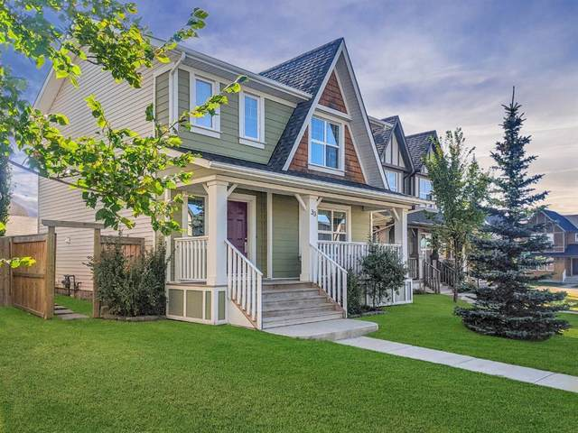 33 Brightoncrest Rise SE, Calgary, AB T2Z 0X4 (#A1041362) :: Western Elite Real Estate Group