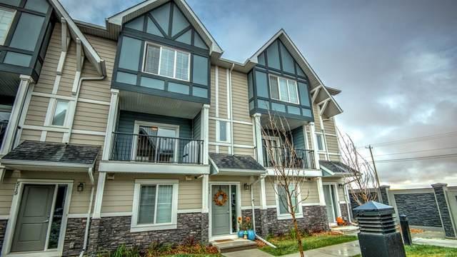 521 Nolanlake Villas NW, Calgary, AB T3R 0Z7 (#A1041366) :: Canmore & Banff