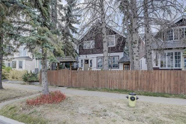 1755 2 Avenue NW, Calgary, AB T2N 0G3 (#A1041373) :: Western Elite Real Estate Group