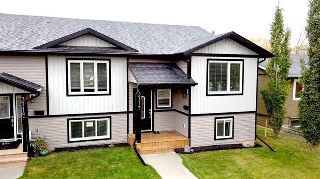3714B 44 Street, Red Deer, AB T4N 1G5 (#A1041380) :: Canmore & Banff