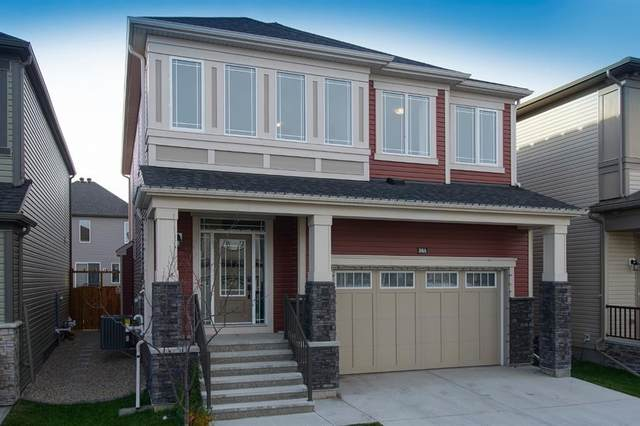 284 Windrow Crescent SW, Airdrie, AB T4B 4K2 (#A1041391) :: Canmore & Banff