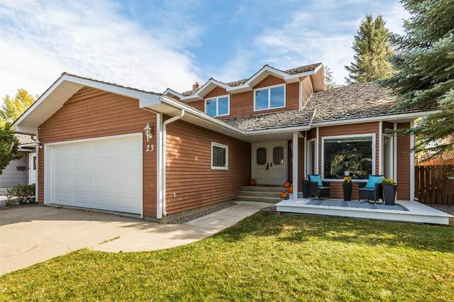 23 Kings Crescent S, Lethbridge, AB T1K 5G4 (#A1041395) :: Canmore & Banff