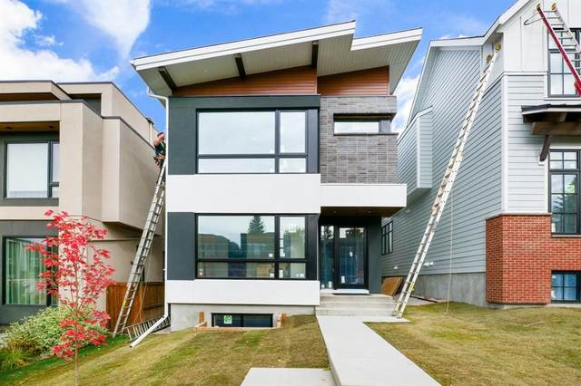 2234 28 Avenue SW, Calgary, AB T2T 2C6 (#A1041400) :: Canmore & Banff