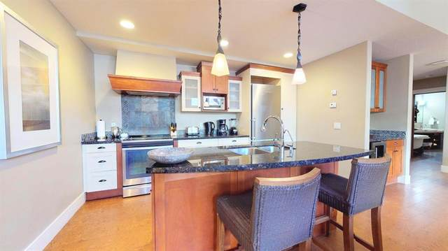 173 Kananaskis Way 406 (ROT C), Canmore, AB T1W 0E3 (#A1041415) :: Western Elite Real Estate Group