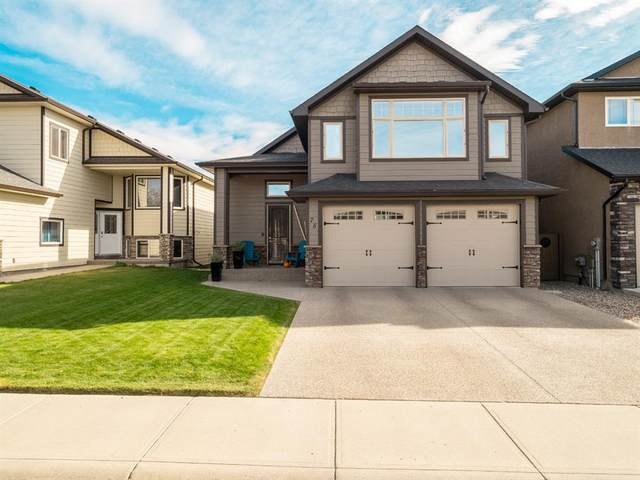 75 Sixmile Road S, Lethbridge, AB T1K 5S6 (#A1041419) :: Canmore & Banff