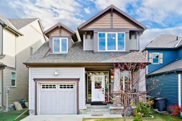 772 Windridge Road SW, Airdrie, AB T4B 2R4 (#A1041435) :: Canmore & Banff