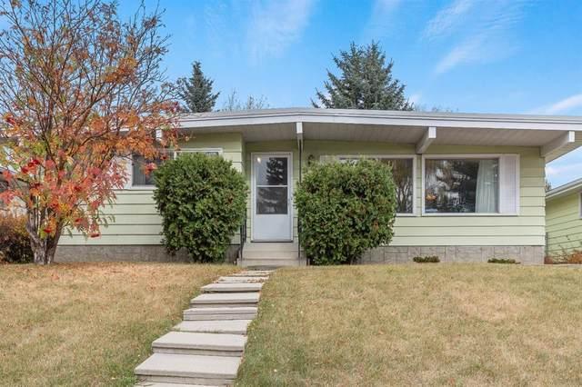 7059 Huntford Hill NE, Calgary, AB T2K 3Z5 (#A1041444) :: Canmore & Banff
