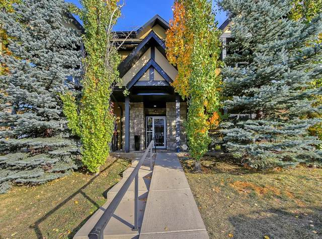 4704 Stanley Road SW #103, Calgary, AB T2S 2R2 (#A1041450) :: Western Elite Real Estate Group