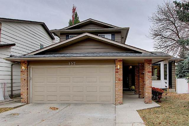 152 Sun Valley Drive SE, Calgary, AB T2X 2C1 (#A1041459) :: Canmore & Banff