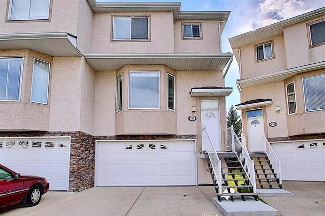 121 Country Hills Gardens NW, Calgary, AB T3K 5G1 (#A1041461) :: Canmore & Banff