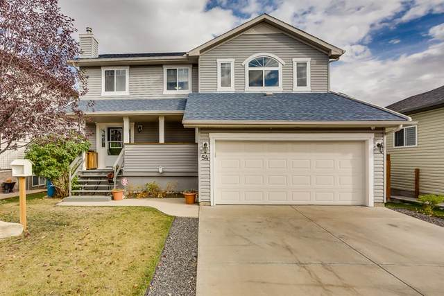 54 Canals Circle SW, Airdrie, AB T4B 2Z7 (#A1041482) :: Canmore & Banff